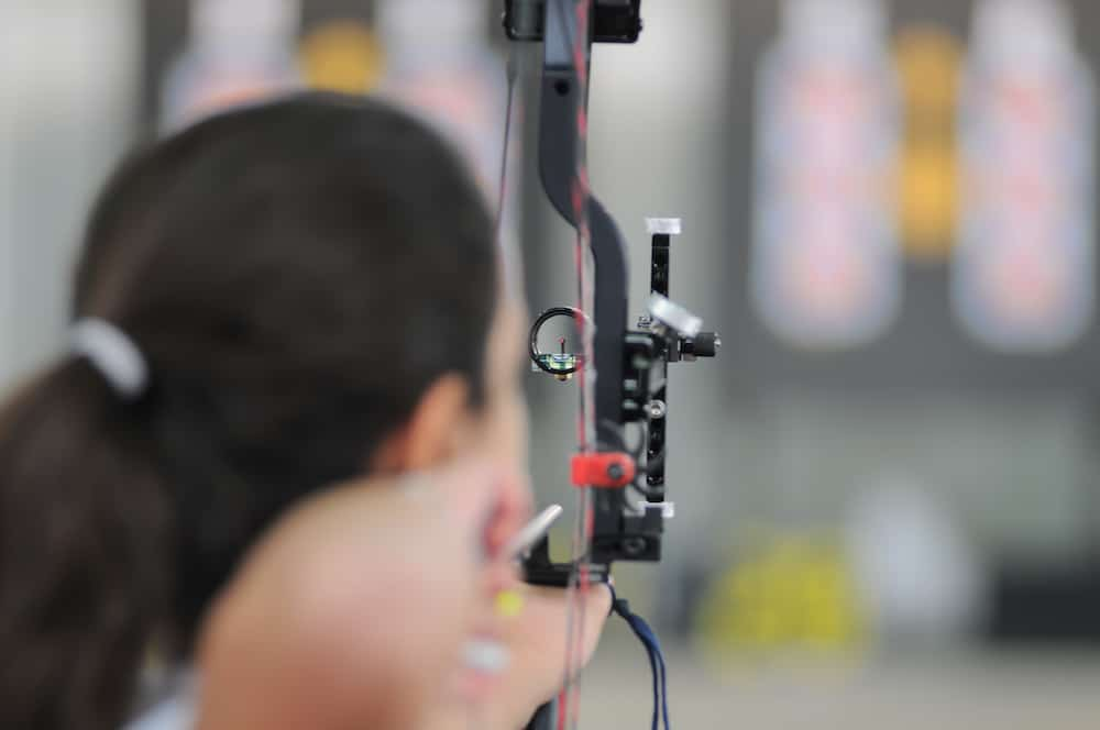 best bow peep sights